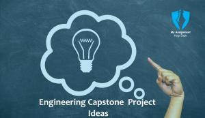 Capstone Project Ideas Engineering