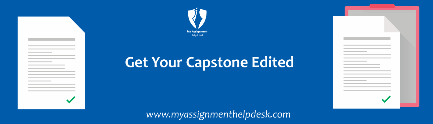 Capstone Editing Services