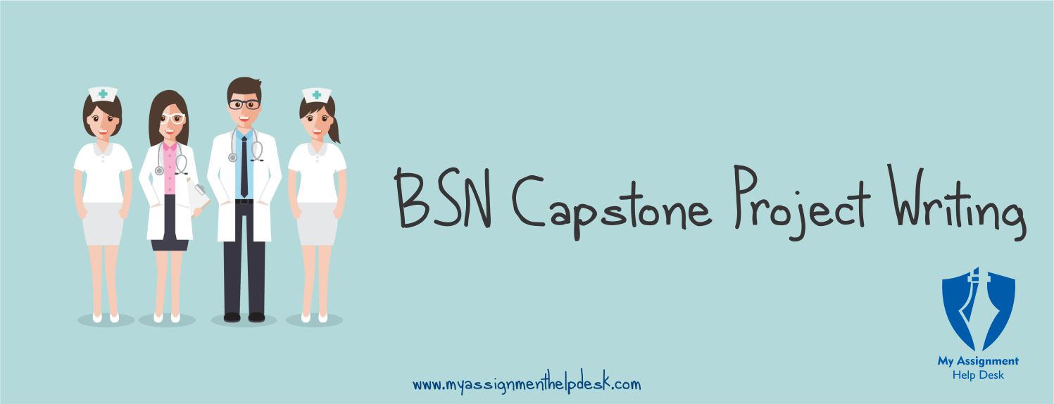 BSN Capstone Project Writing