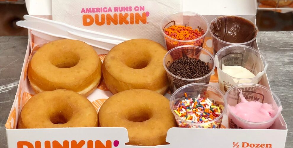 SWOT Analysis of Dunkin Donuts